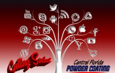 Central Florida Powder Coating, Inc. getting social in 2017!